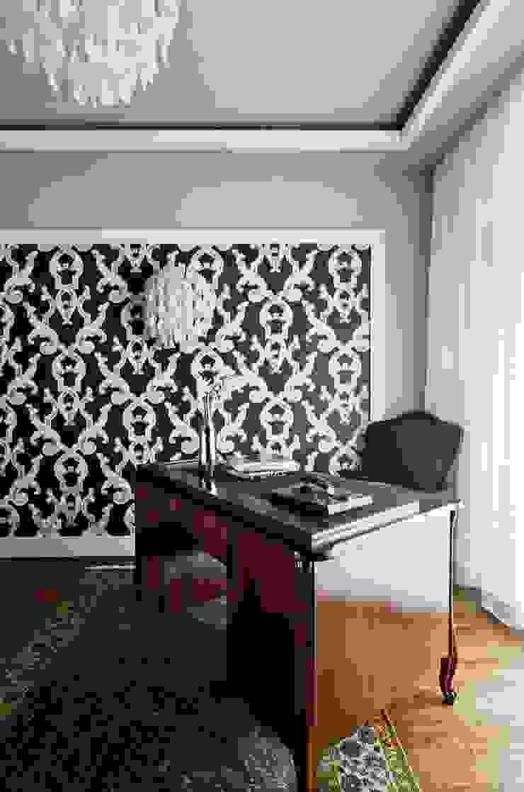 Gabinet Klasyczny salon od living box Klasyczny
