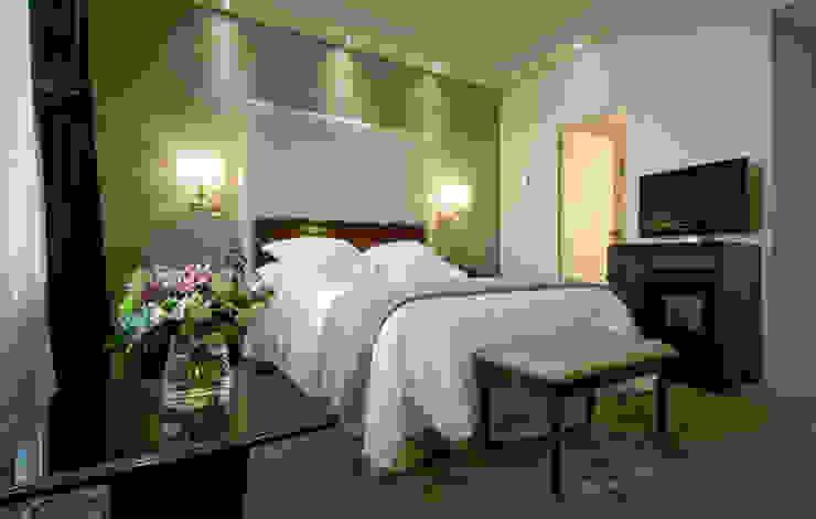 Junior suite Hoteles de estilo clásico de DyD Interiorismo - Chelo Alcañíz Clásico