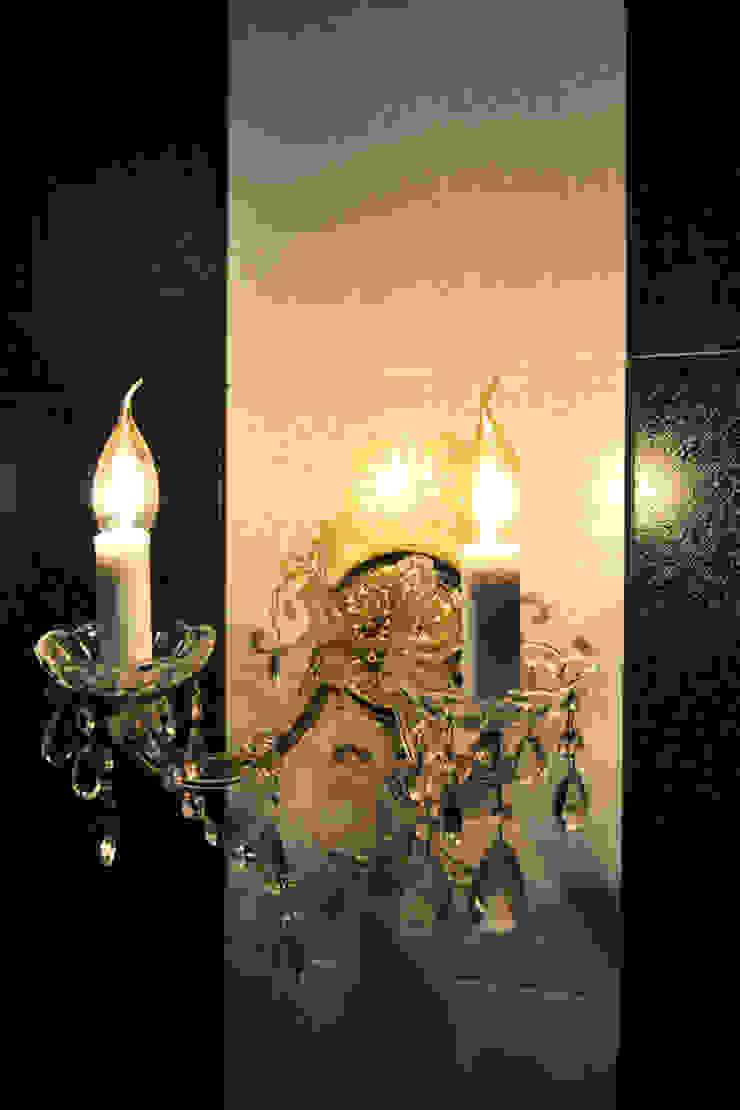 Квартира 150м2. Екатеринбург. ул.Шварца, 14. Tutto design Ванная комнатаОсвещение