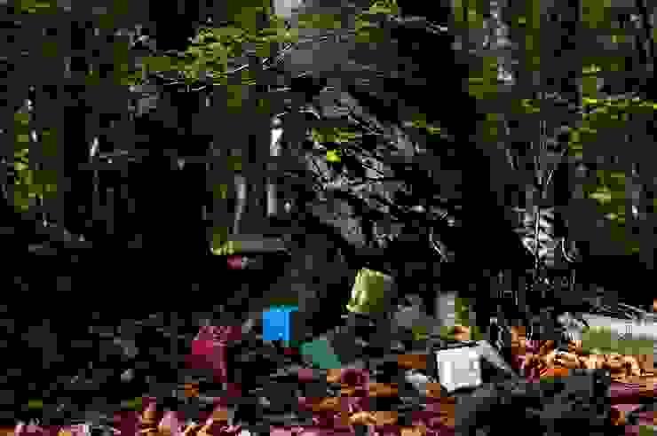 Into the woods:  de estilo industrial de Espelma&Louise, Industrial