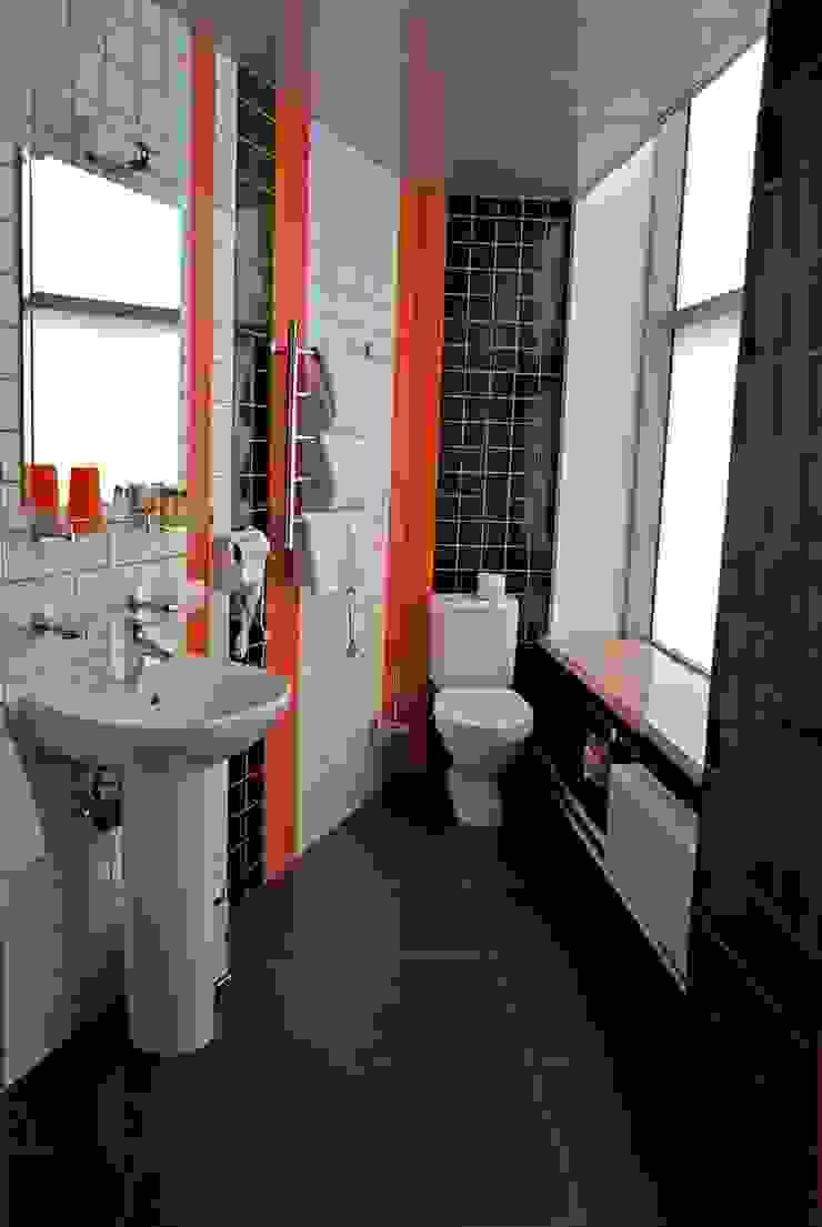 Отель <q>Елоховский</q> Гостиницы в стиле минимализм от Дизайнер Татьяна Алякова Минимализм