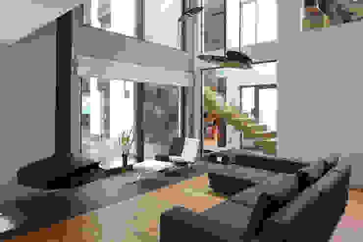 92e97ae9 Salon : styl , w kategorii Salon zaprojektowany przez living box