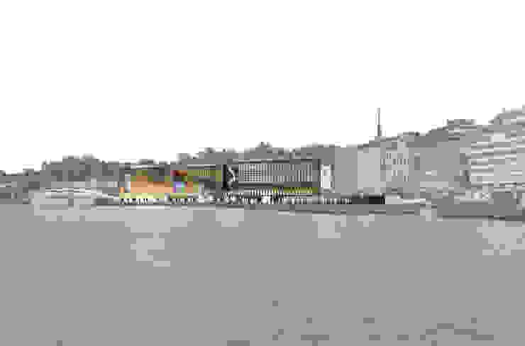 توسط SERGIO PASCOLO ARCHITECTS اسکاندیناویایی