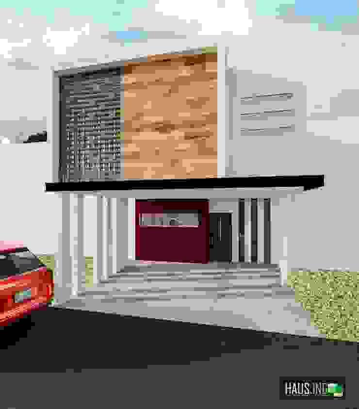 CASA SO Casas modernas de hausing arquitectura Moderno