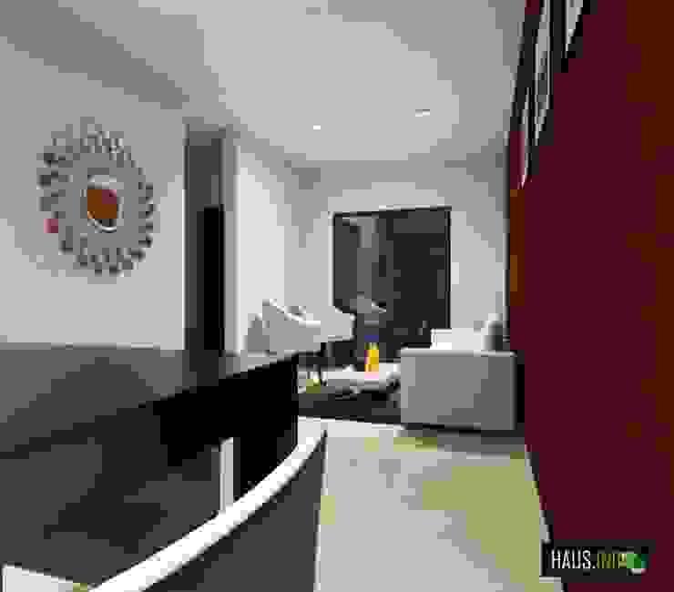 CASA SO Comedores modernos de hausing arquitectura Moderno