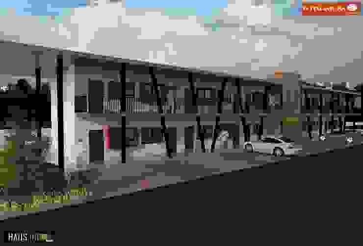 EL DESCANSO INN Casas modernas de hausing arquitectura Moderno