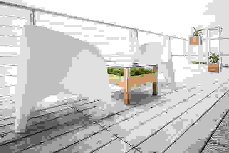 bio stolik MONOO: styl , w kategorii  zaprojektowany przez APPO projekt,Minimalistyczny