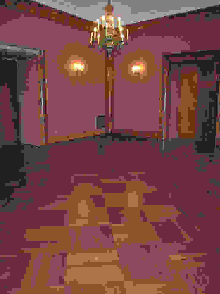 Kancelaria Premiera RP – układanie i renowacja podłóg drewnianych od Profi Parkiet II Klasyczny