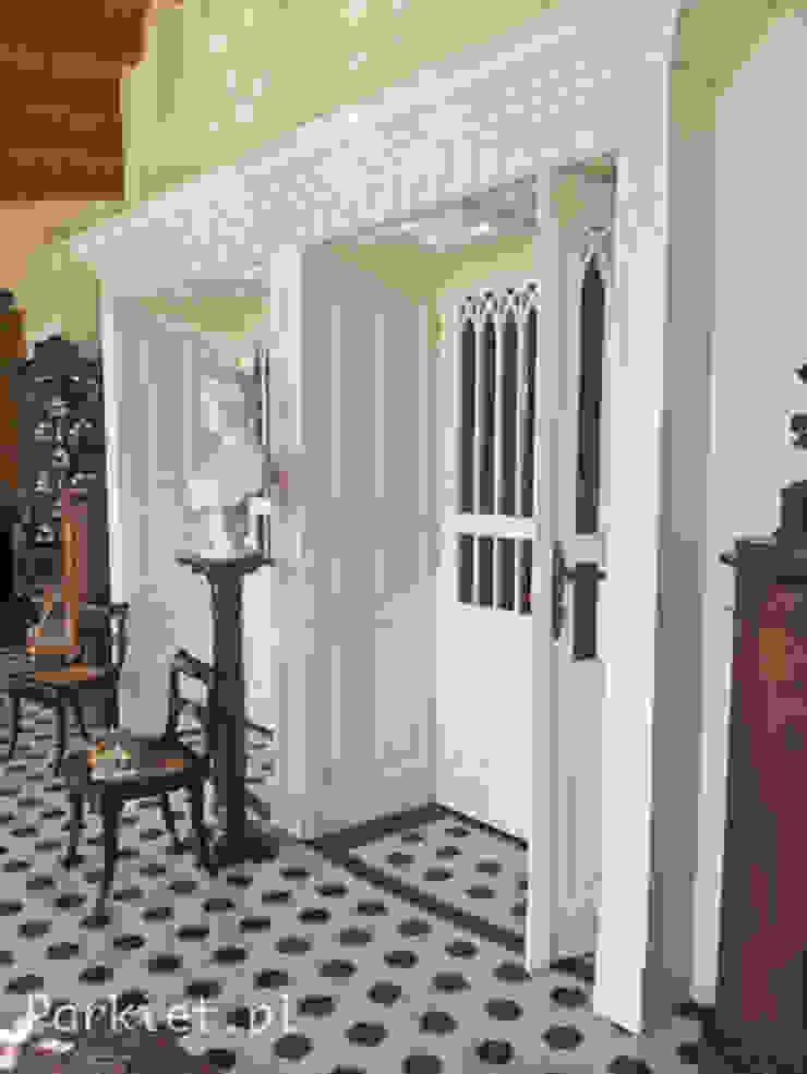 Profi Parkiet II Colonial style bedroom