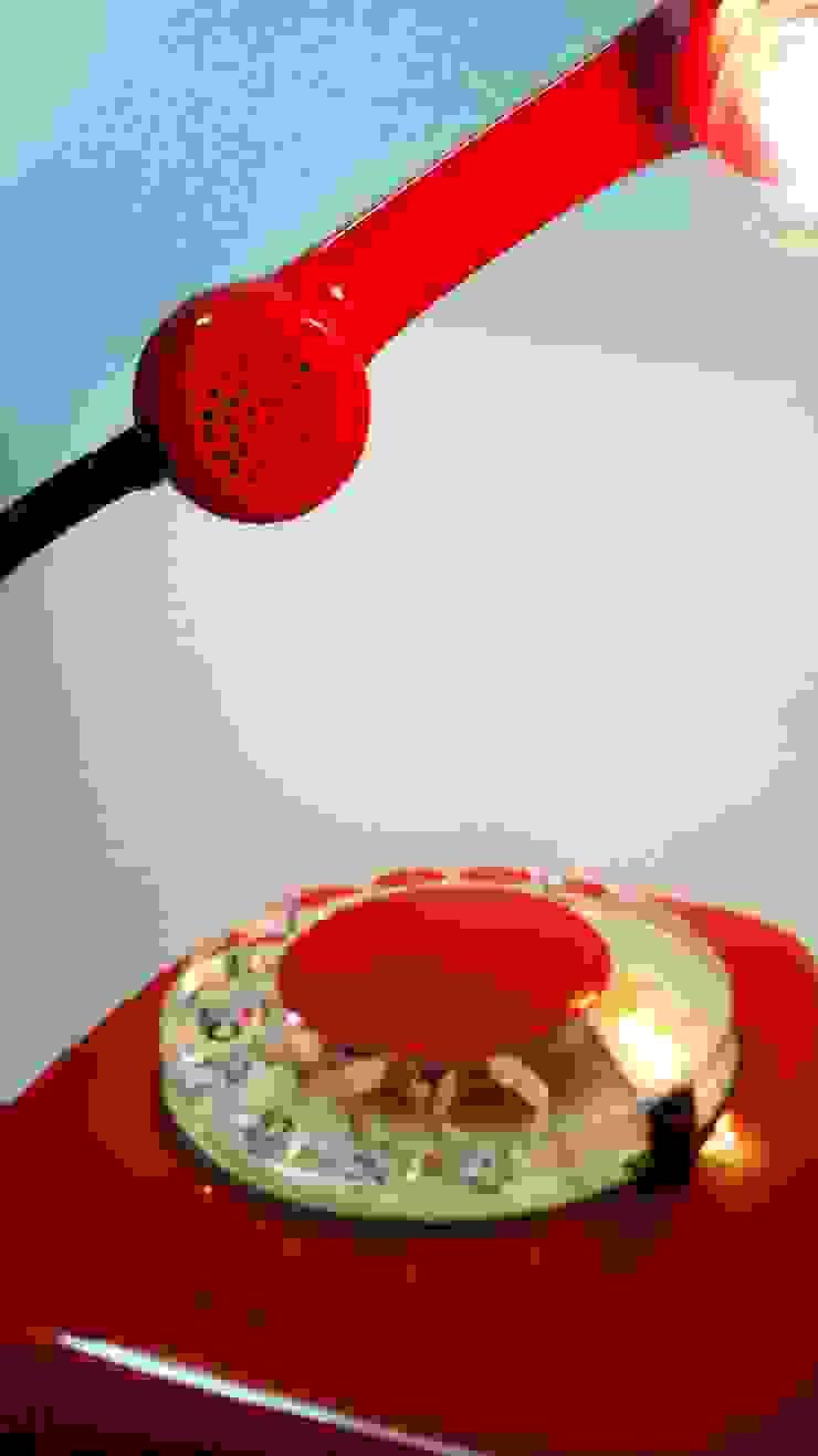 teleLAMPAfon - EmErgEncy 77' od RefreszDizajn Nowoczesny