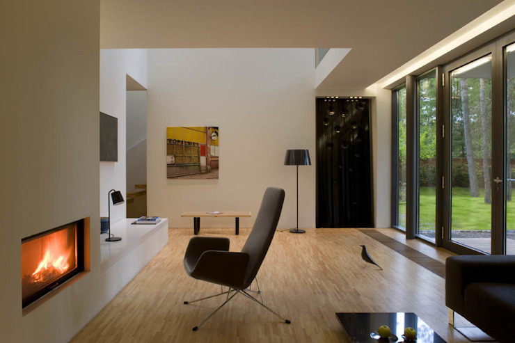 Ingarden & Ewý Architekci Living room