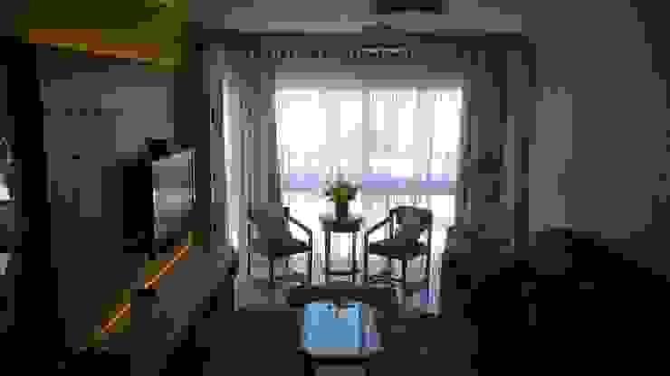 sala estar Salas de estar modernas por casulo arquitetura design Moderno