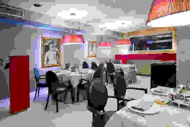 Restaurante OSPI en Sallent Gastronomía de estilo moderno de Lavolta Moderno