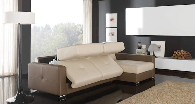 Gamamobel Sofa-Bed: Sleep 2 de Gamamobel Spain Moderno