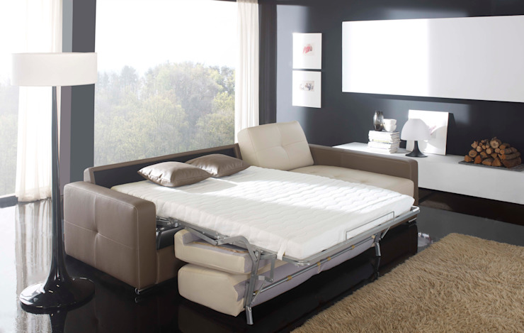 Gamamobel Sofa-Bed: Sleep 2 de Gamamobel Spain Moderno