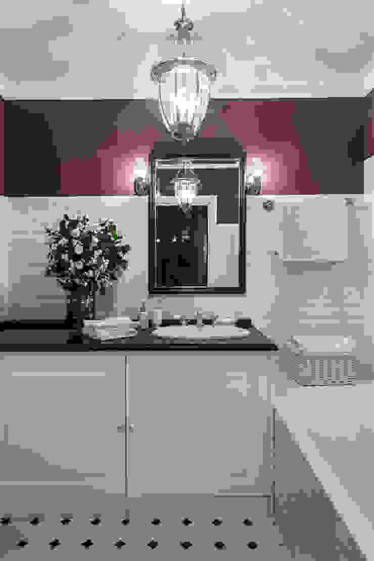 Немного прованса Ванная комната в эклектичном стиле от bespacestudio. Эклектичный