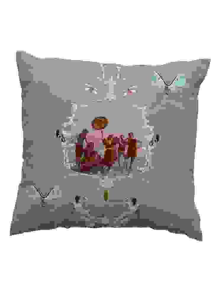 A Bash Or Do Cushion Luku Home Eklektik
