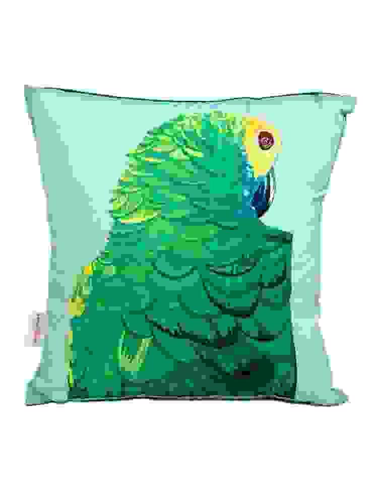 Parrot Back Cushion Luku Home Tropikal