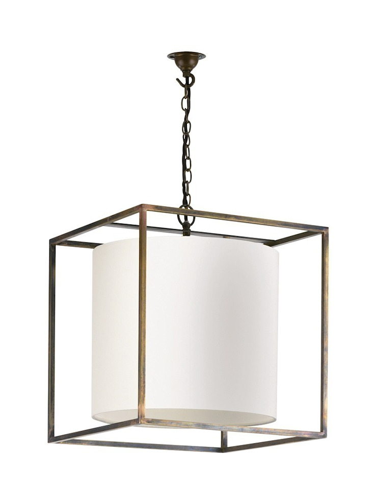 Derwent Pendant - Cube: classic  by Luku Home, Classic