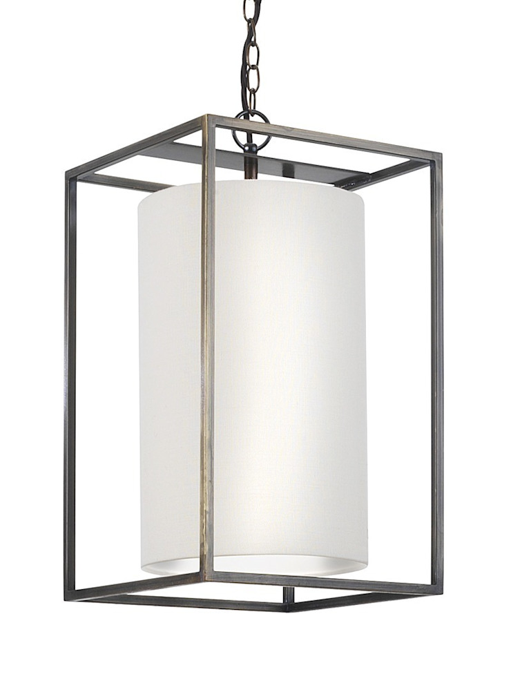 Derwent Pendant - Long Rectangle: classic  by Luku Home, Classic