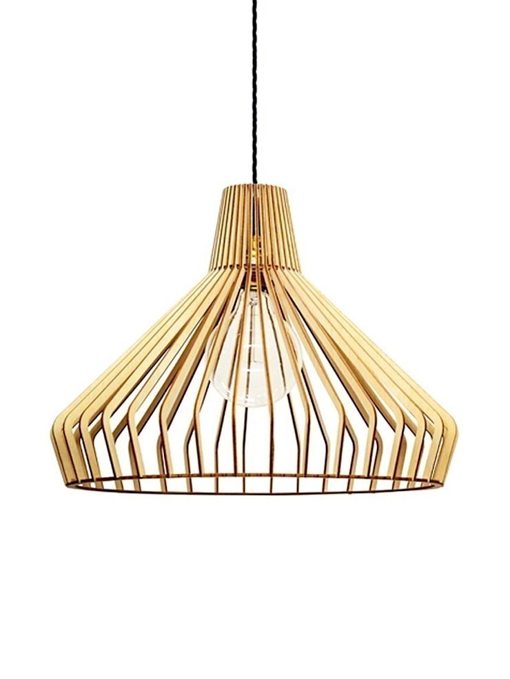 Kell Pendant: modern  by Luku Home, Modern