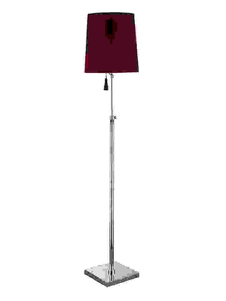 Edgar Floor Lamp - Berry: modern  by Luku Home, Modern