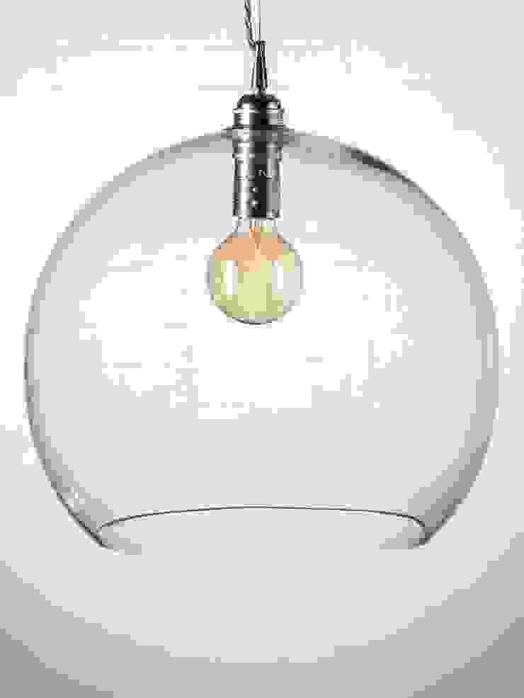 Morton Pendant - Clear: modern  by Luku Home, Modern