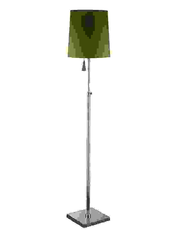 Edgar Floor Lamp - Peridot: modern  by Luku Home, Modern