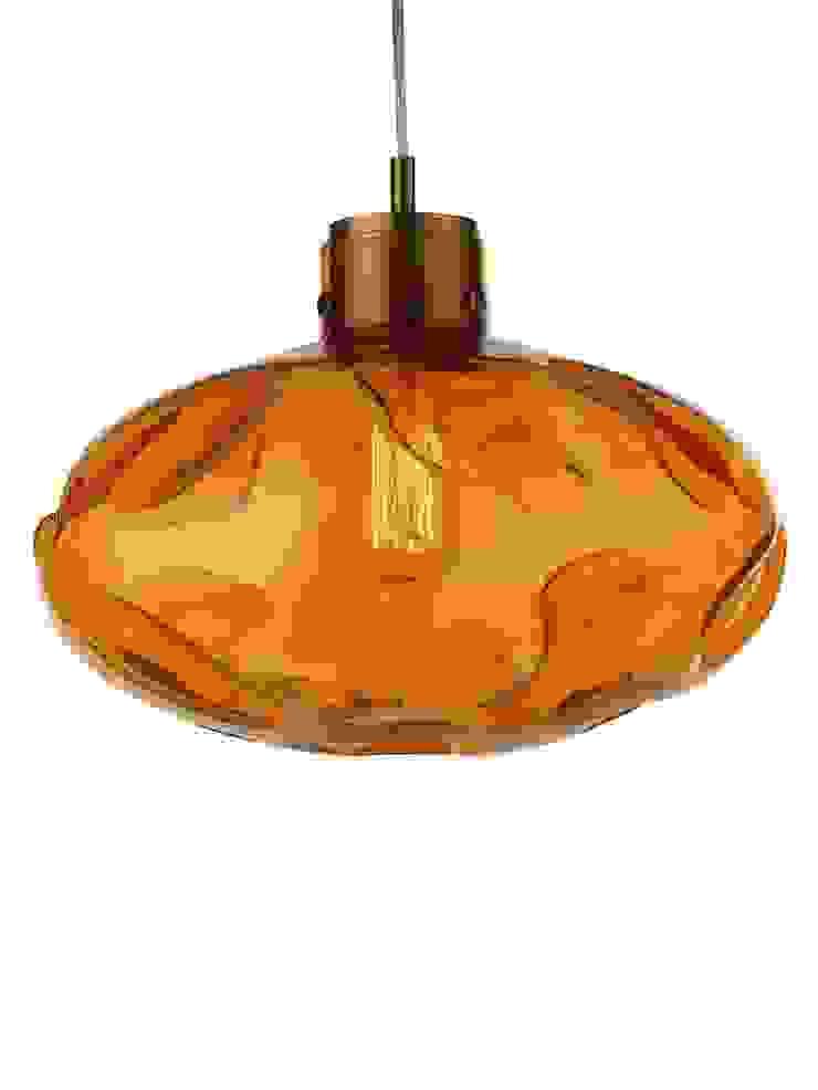 Leoni Pendant - Amber: modern  by Luku Home, Modern