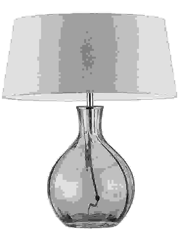 Paris Antique Table Lamp - Blue: modern  by Luku Home, Modern