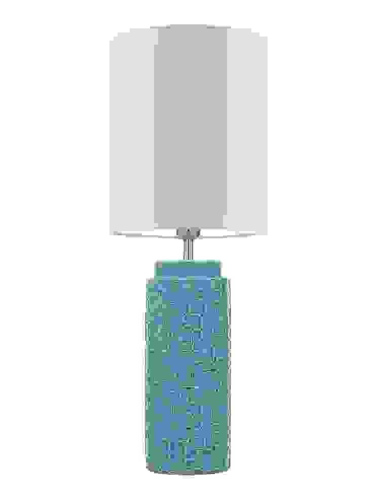 Woodstock Table Lamp - Azure: modern  by Luku Home, Modern