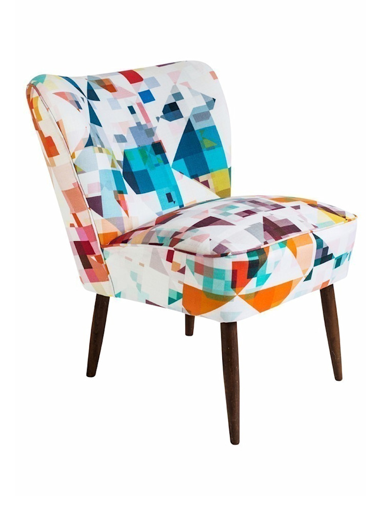 Flocktail Chair - Northmore Major: eclectic  by Luku Home, Eclectic