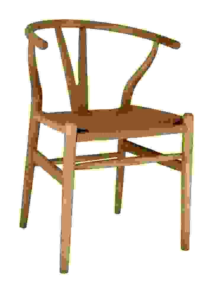 Scandi Kitchen Chair: scandinavian  by Luku Home, Scandinavian