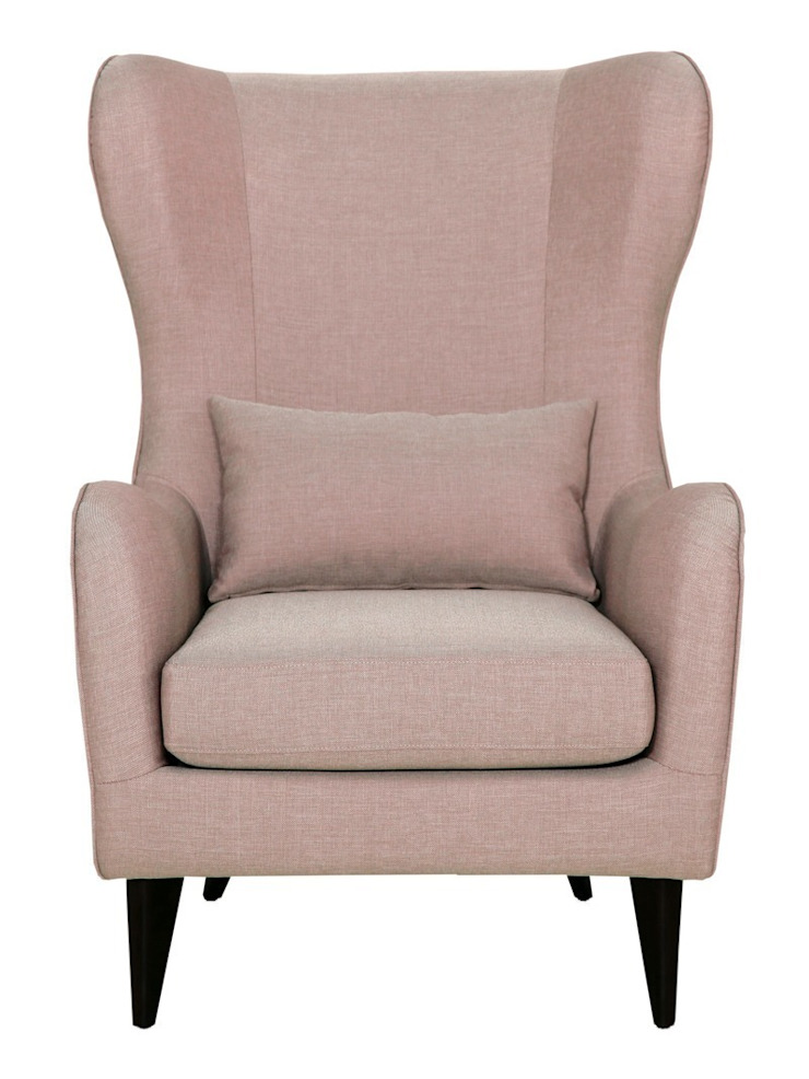Lola Armchair - Various Fabrics: modern  by Luku Home, Modern