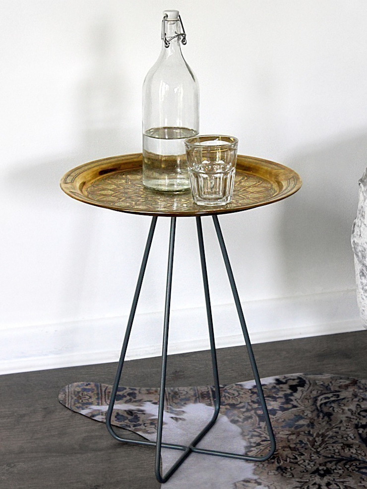 Casablanca Table: eclectic  by Luku Home, Eclectic