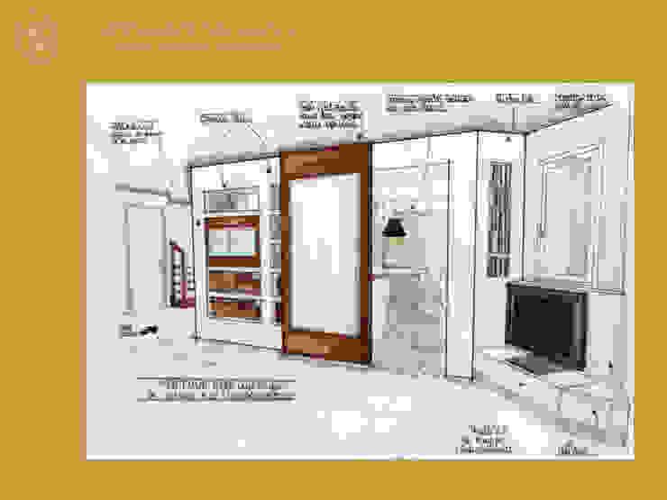 BIENVENU Living roomShelves