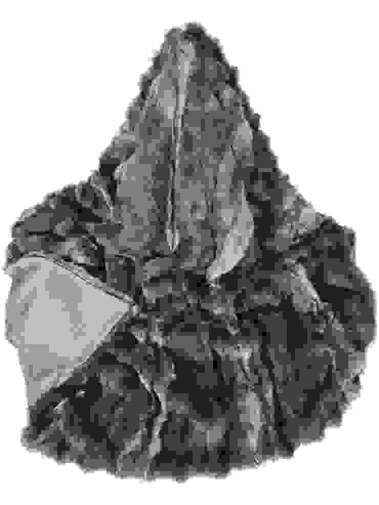 Luxury Musquash Faux Fur Throw Luku Home Klasik