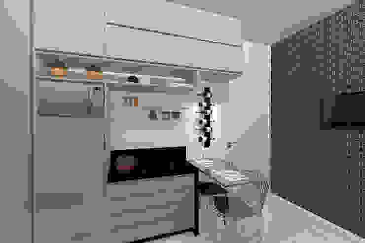 Konverto Interiores + Arquitetura Modern Kitchen