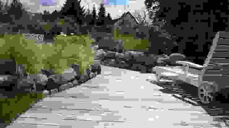 Taman Modern Oleh SUD[D]EN Gärten und Landschaften Modern