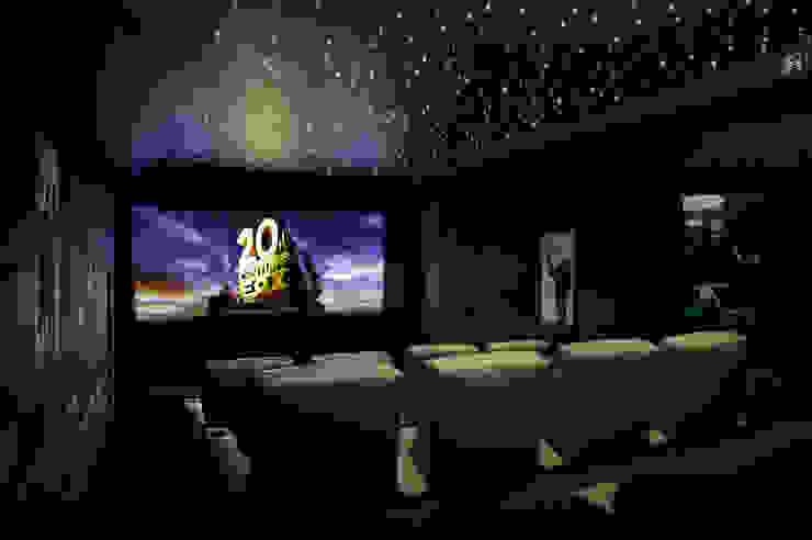 007 Home Cinema Finite Solutions Media room