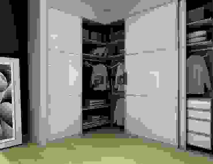 ddonmez Vestidores y closetsArmarios y cómodas