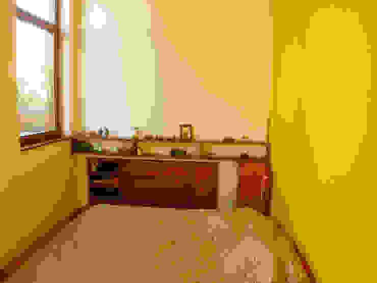 coin chambre - repos Chambre moderne par dominique tessier et associés Moderne