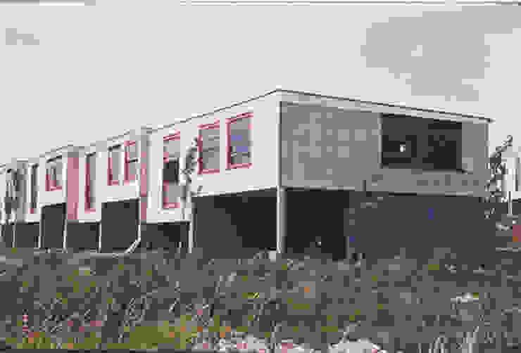 le modèle villa avant livvraison en 1958 par dominique tessier et associés