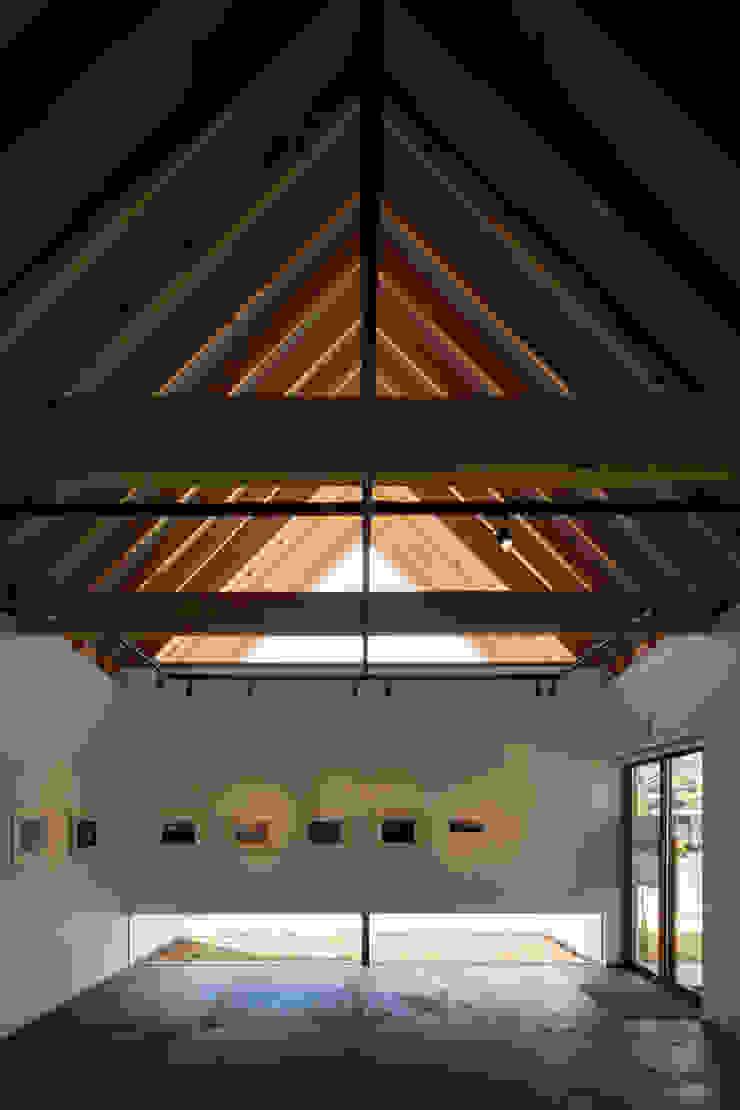 ema gallery の TRANSTYLE architects オリジナル