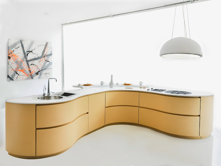Kitchen تنفيذ ARTE CUCINE/ PEDINI SAN ANGEL
