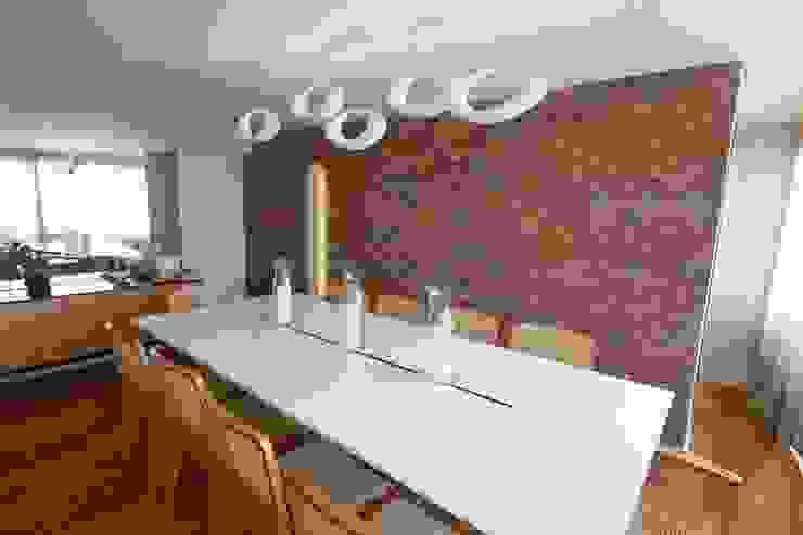 Morumbi Salas de jantar modernas por MeyerCortez arquitetura & design Moderno