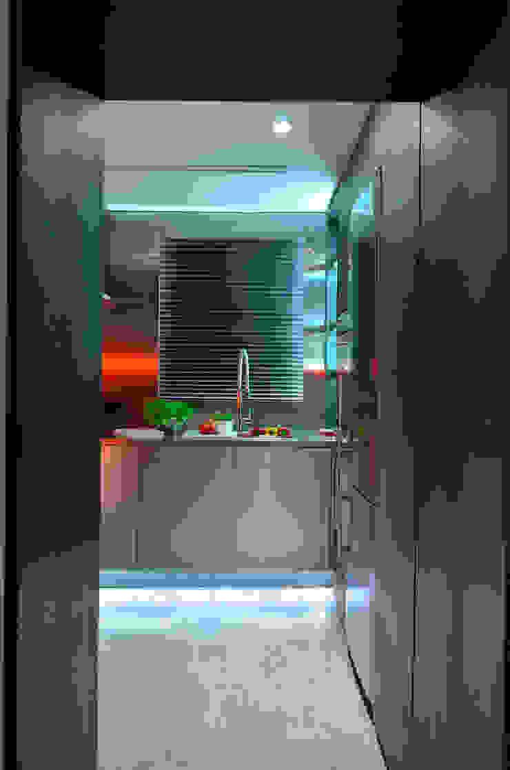 Cozinha de Estar Cozinhas industriais por Studio Cinque Industrial