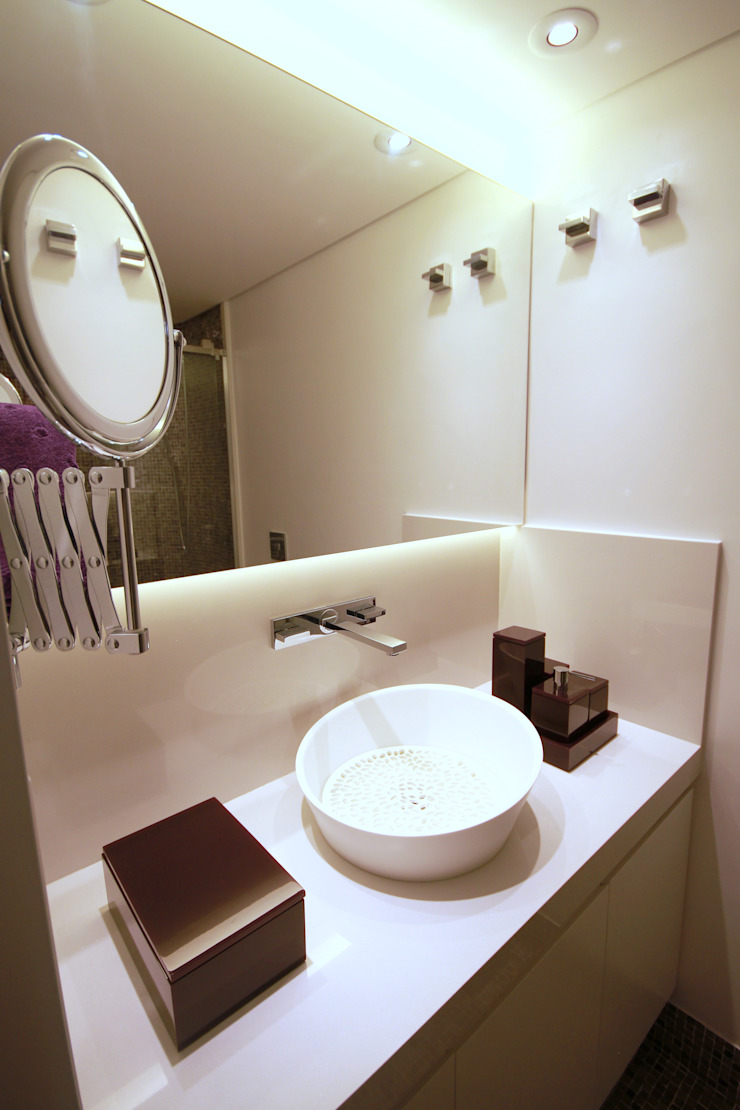 MeyerCortez arquitetura & design Modern style bathrooms