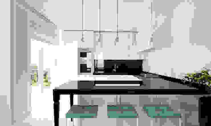 Kuchnia Klasyczna kuchnia od living box Klasyczny