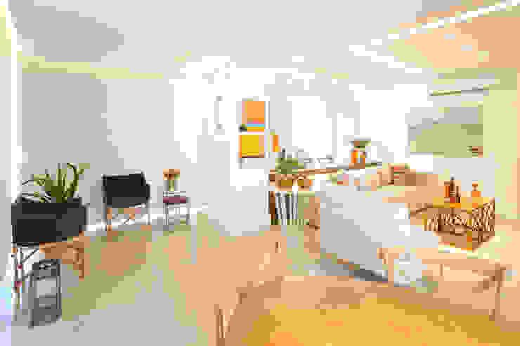 Modern Oturma Odası Coutinho+Vilela Modern